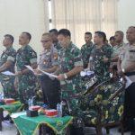 Korem 031/Wira Bima Gelar Kebaktian Bersama TNI-Polri dan PNS