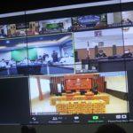 Jaksa Agung Muda Intelijen Lakukan Kunjungan Kerja Virtual